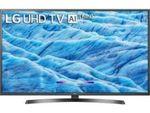 LG 126 cm (50 Inches) 4K Ultra HD Smart LED TV 50UM7290PTD (Black, 2019 Range)