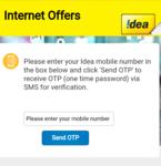 Idea Free Internet Tricks – Free 30 GB 4G Data Instantly (1GB/Day)