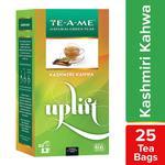 TE-A-ME Kashmiri Kahwa Green Tea Bag - 25 Tea Bags at Rs.97 and @ 92 with Subscribe & Save @ Amazon