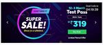 Testbook Sale - Get 15 Months Pass at Just Rs.21 Each Per Month