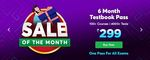 Testboook Sale - Buy 6 Month Test Pass at Rs.299 Only