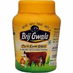 1 Ltr Brij Gwala Pure Cow Desi Ghee Jar