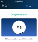 (MOBIKWIK) Get between Rs 1 and Rs 100 through a Scratch Card