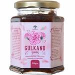 Vanalaya Natural Organic Gulkand with Cardamon -300g