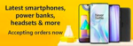 LIVE Delivery of Non-Essential Products at Amazon & Flipkart