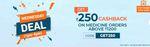 Medlife Wednesday Deal Till 4 PM  - Get Rs.250 Cashback on Rs.1200 Medicines Order