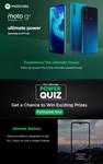 Motorola Moto g8 power lite launching on May  21st