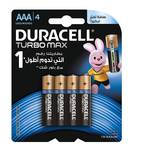 DURACELL Turbo MAX AAA 4s