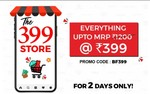 Brand Factory:Flash Sale Everything @399