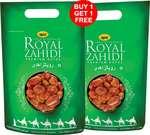 Apis Royal Zahidi Premium Dates  (Combo Pack 1 + 1 Free, 500 g each)  (500 g)