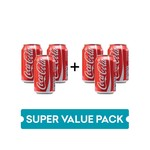 Coca-Cola Soft Drink (Can) - Buy 3 Get 3 Free [Bangalore]