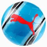 Nike & Puma Big Cat 3 Ball Football - Size: 5  (Pack of 1, Blue )