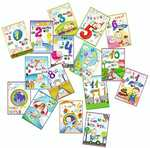 Lowest Ever - Newborn Baby Monthly Age Milestone Cards @ 99/-