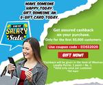 Woohoo End of Salary Sale : Get assured cashback on your purchase via Paytm UPI