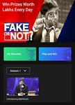 Flipkart Video Presents Fake or Not, 14th September,2020, win Gvs and Scs
