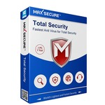 Max Secure Software Total Security Platinum Version 6 for Windows (1 PC, 1 Year)