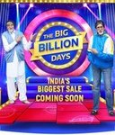 Coming soon flipkart Big billion days and Amazon Great India  Festival Sale