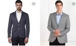 Blazers Top Brands (Arrow, Pepe Jeans, Park Avenue & More) Min 70% off from Rs.899