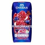 Chabaa 100% Pomegranate & Blueberry Juice, 180ml