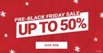 Forever21 Pre-Black Friday Sale - Upto 50% off on Clothing & Accessiories