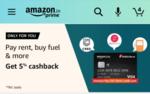 pay rent, buy fuel : get 5% cashback