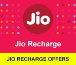 Jio Recharge Offers for January month