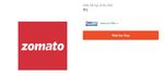 Free Zomato Paytm Deal - Get 50% Discount Upto ₹200 (For New And Lapsed users)