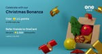 Spend Rs 5000 with OneCard and get 5000 bonus reward points - User Specific