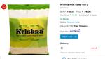 Krishna Rice Rawa 500 g