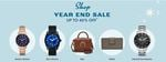 Fossil Year End Sale Up To 40%off