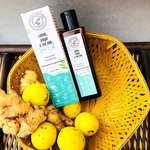 Nature's Mystery Hair Oil- 100ml (Lemon, Ginger and Tea Tree)