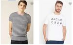 Min 80% Off On Top Brand Mens Clothing.