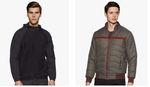 Cazibe Men Sweatshirt & Jackets Minimum 70% off + Coupon