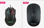 Mouse & Keyboard up to 70% off starting@ 110