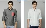 French Connection Mens Shirt Starts at Rs.519