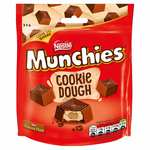Nestle Munchies Cookie Dough 101g