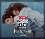 (Last Day) Myntra Indigo Fest Flat 50% Off + Win Exciting Prizes