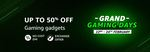 Few Mins Left - Amazon Grand Gaming Days- Get Up to 50 % off on Gaming Gadgets