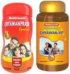 Baidyanath Chyawanprash Special - 1 Kg & Baidyanath Sugarfree Chyawan-Vit - 500 g