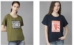 Mast & Harbour, Roadster & More Brands Flat 70% off on T shirts