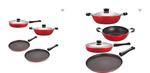 Nirlon Cookware Sets Up to 80% Off Starts From 686