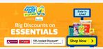 Last Flipkart Super Saver Days :- Get Up to 60% Off + Extra 10% off using Axis & Kotak Cards