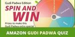 Amazon Gudi Padwa Edition Spin And win special Prizes