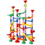 Outgeek 109PCS Marble Run Set Fashion Funny Construction Toy Building Block Toy for teenager above 14+