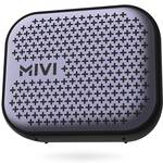 Mivi Roam 2 Wireless Bluetooth Speaker 5W, Portable Speaker with Studio Quality Sound, Powerful Bass, 24 Hours Playtime, Waterproof, Dual Pairing, Bluetooth 5.0 upto 64% off