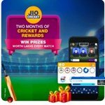 Jio Cricket : Watch N Play on IPL Match & Win prizes( Reliance Retail, Free Recharge , Free Data & More)