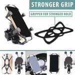 AOW ATTRACTIVE OFFER WORLD X-Grip Fast Bike Mobile Charger & Phone Holder Verson 2 for TVS Flame upto 68% off start @ 475