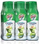 Real Activ 100% Tender Coconut Water with No Added Sugar or Preservatives -200ml (Pack of 6)