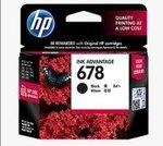 lowest price Hp 678 ink Cartridge