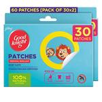 Goodknight 100% Natural Mosquito Repellent Patches, 30 Count [Pack Of 2]